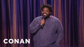 Cats, Tattoos, and Tubas: Ron Funches, Stand-up Comedy