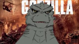 [Godzilla 2014 Movie Interview with Godzilla Himself] Video