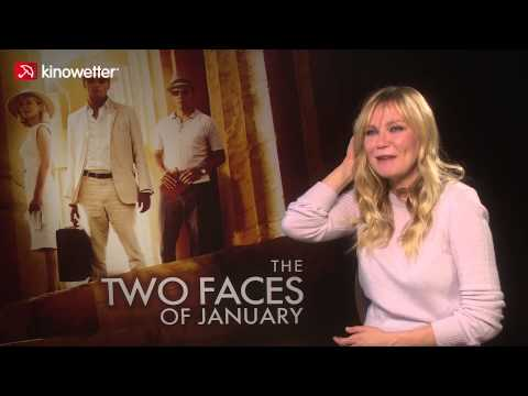 Interview Kirsten Dunst THE TWO FACES OF JANUARY