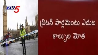 Shooting Outside UK Parliament | A Policeman has been Stabbed Inside Parliament
