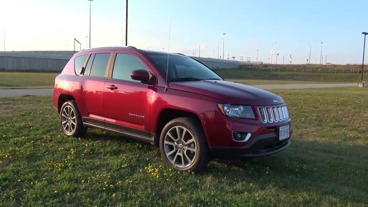 2014 jeep compass limited 4x4 review youtube. Cars Review. Best American Auto & Cars Review