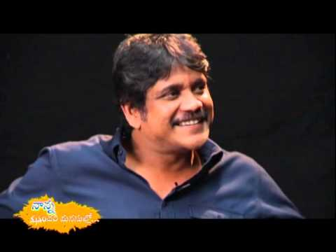 Manam-Father--039-s-Day-Special-Interview