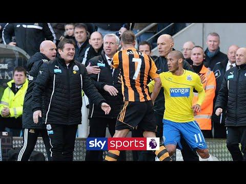 Soccer Saturday: Jeff Stelling's reaction to Alan Pardew's headbutt on David Meyler