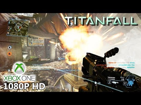 TITANFALL - Hardcore Destruction - 1080P HD Xbox One