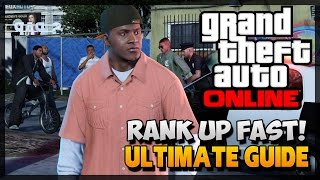 GTA 5 RP Glitch - GTA V Unlimited RP Glitch & Rank Up Fast !! (GTA 5 Online Gameplay & Glitches)