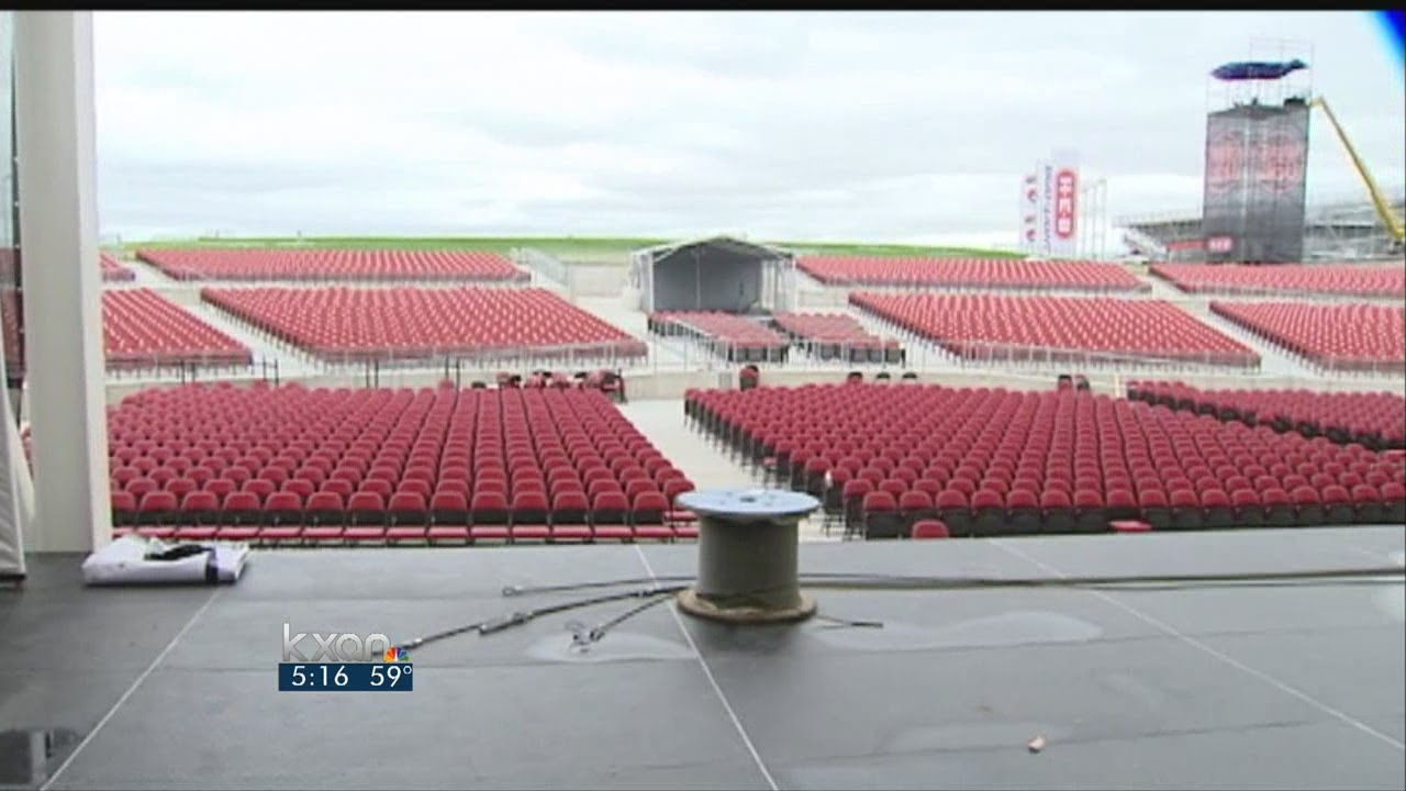 New Concert Venue Readies For Debut Youtube