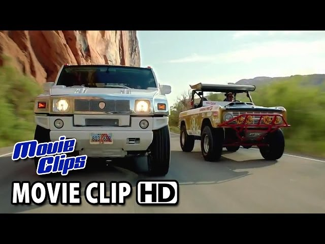 Need For Speed Movie CLIP - Wall Street Wipeout (2014) HD