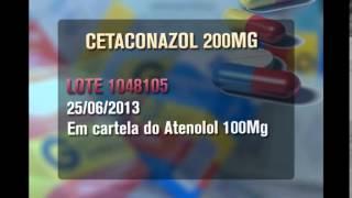 Laborat�rio Teuto Brasileiro faz recall de medicamentos