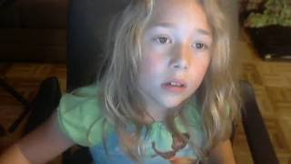 Worlds Best 9 Year Old Singer. OMG : )