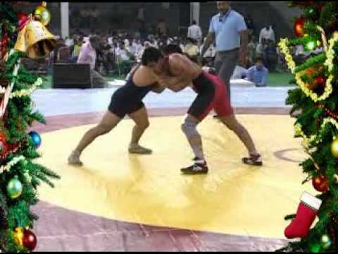 Muhammad Ali Pehlawan VS Indian Wrestler in Bahgat Singh