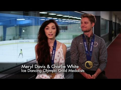Meryl Davis and Charlie White | Partners in Education