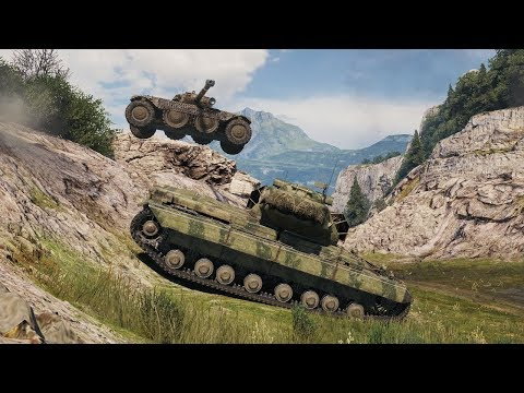 World of Tanks Epic Wins and Fails Ep243