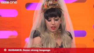 Lady Gaga on falls, ripped crotches and other disasters - The Graham Norton Show, preview - BBC One