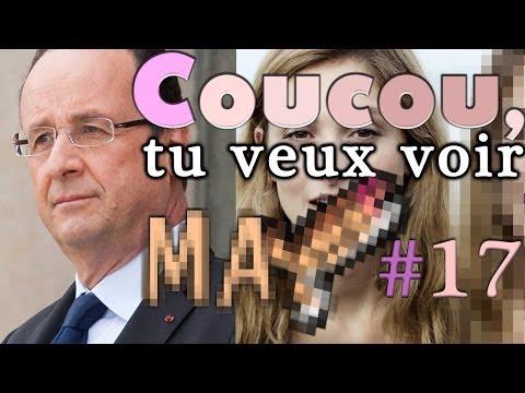 Coucou tu veux voir ma bite #17 - François Hollande et Julie Gayet
