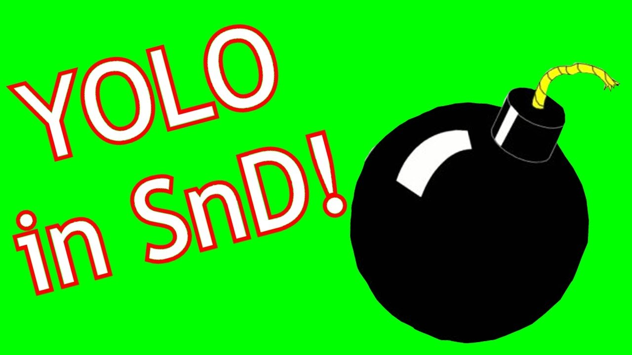 YOLO IN S&D! (Funny MW3 Compilation) - YouTube Funny Videos