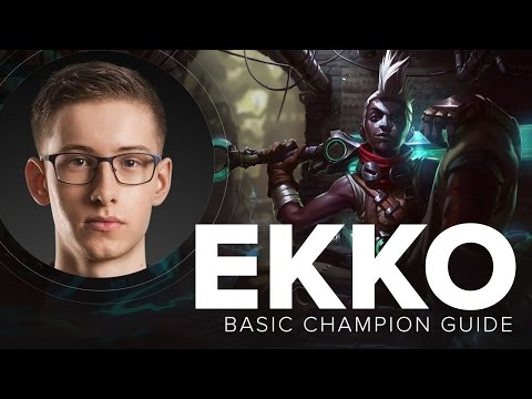 Ekko Mid Lane Guide by TSM Bjergsen - 5.11 | League of Legends