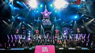 Garena Star League 2013 Day 1