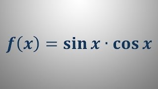 Odvod trigonometrične funkcije 3