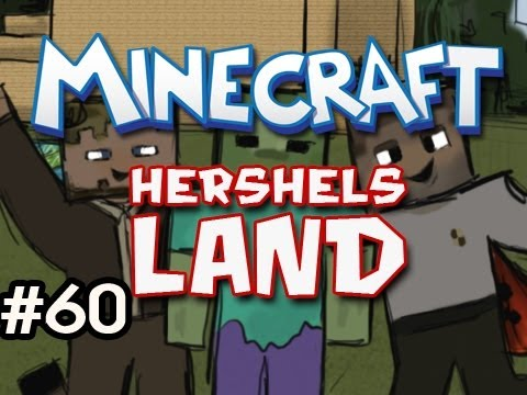 Minecraft: Hershels Land w/Nova, Dan & Chandler Riggs Ep.60 - SPIDERS AND DEMONS