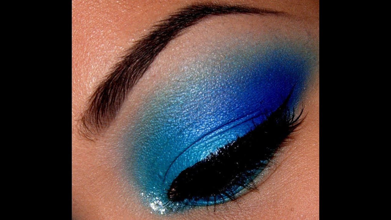 Eyeshadow for blue eyes easy ~ Beautiful eyeshadow
