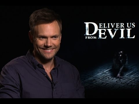 Joel McHale on 'Deliver Us From Evil' and his traveling exorcism truck