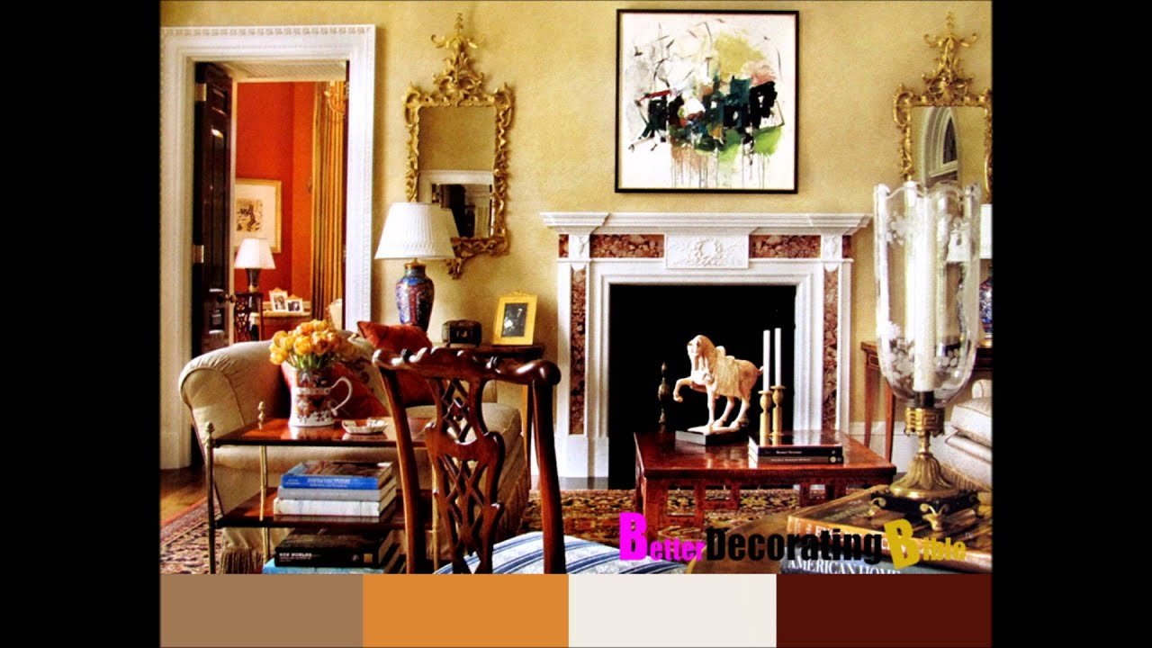 Traditional living room decorating ideas and inspiration for Living room designs youtube