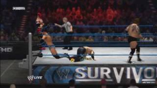 WWE ´12 Road To Wrestlemania Hero Story Part 1/3