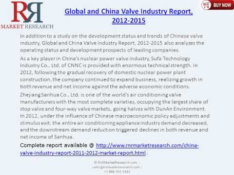 Global and China Valve Industry 2015