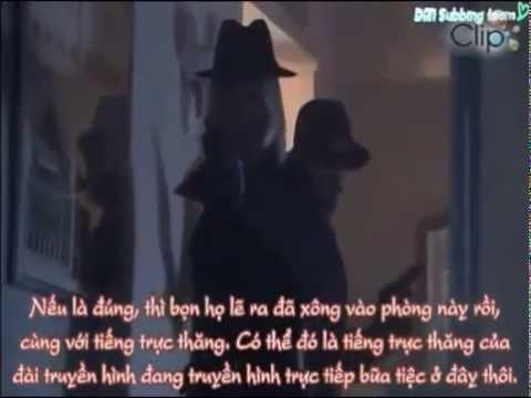 Shinichi Kudo trở lại! Chạm trán với tổ chức Áo Đen(Detective Conan-Special 2)-part 4/4