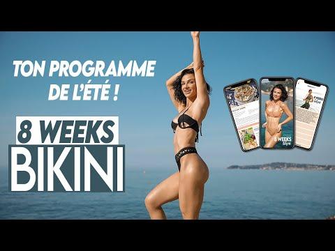 8 WEEKS BIKINI ! TON PROGRAMME DE L'ETE ARRIVE !!!