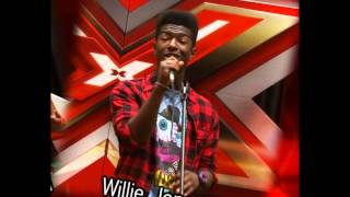 Fantastic 17 Year Old Willie Jones Amazing X Factor