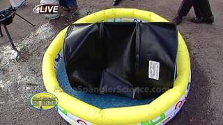 How To Crush A 55 Gallon Drum Cool Science Demo