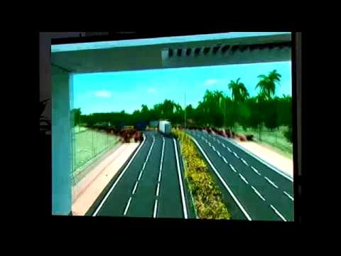 Vizhinjam International Deepwater Multipurpose Seaport Project Presentation- Oommen Chandy