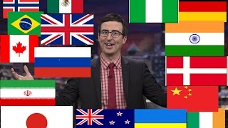 John Oliver: Geography for Americans