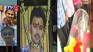 Srinivas Kuchibotla Cremations to be held in Mahaprasthana..