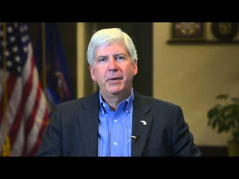 Celebrating Independence Day 2014 - Governor Rick Snyder
