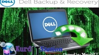 How To Recovery Windows 7 To Factory Image DELL INSPIRON