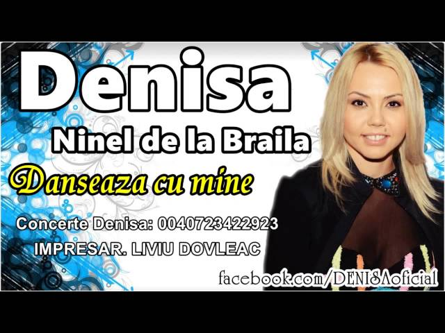 DENISA si Ninel de la Braila - Danseaza cu mine (melodie originala) manele martie 2014