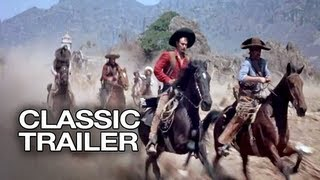 The Magnificent Seven Official Trailer #2 Charles