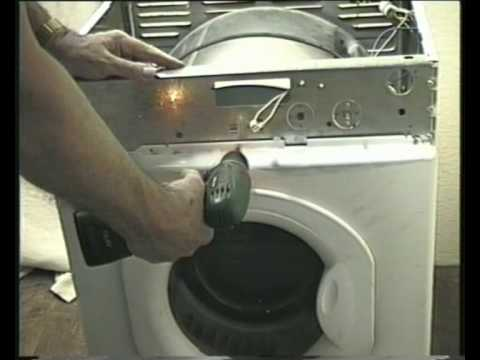 How to Fit A Belt to a tumble Dryer changing and replacing