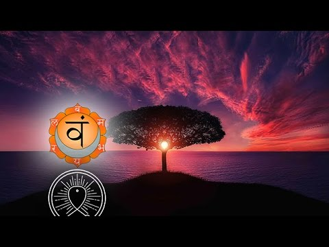 Sleep Meditation Music: healing music for sleeping, meditative sleep music, Sacral Chakra music
