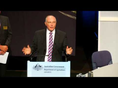 The Hon. Warren Truss MP: Q&A session