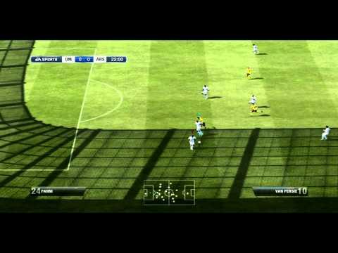 DEMO FIFA 12 краткий обзор от JEDI
