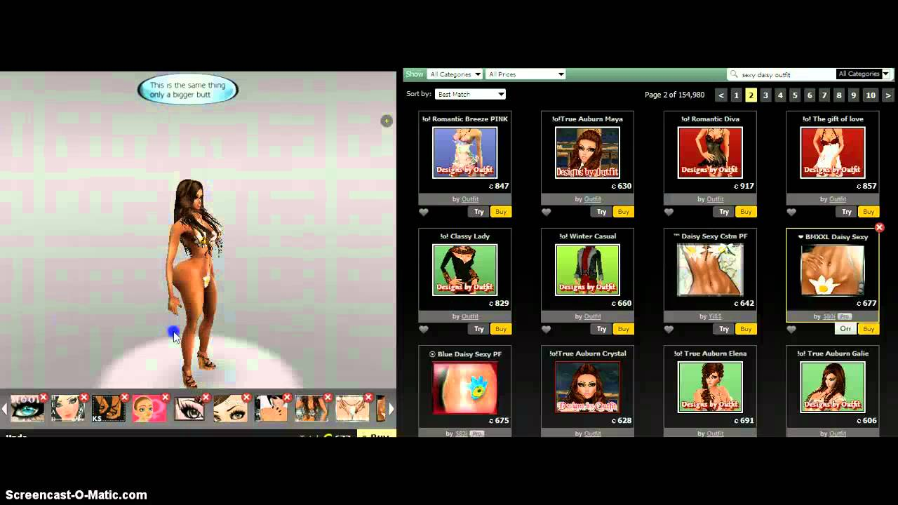 How to get naked on imvu picture 53
