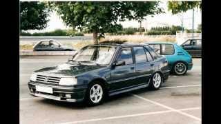 Peugeot 309 tuning.