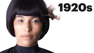 100 Years of Bangs | Allure