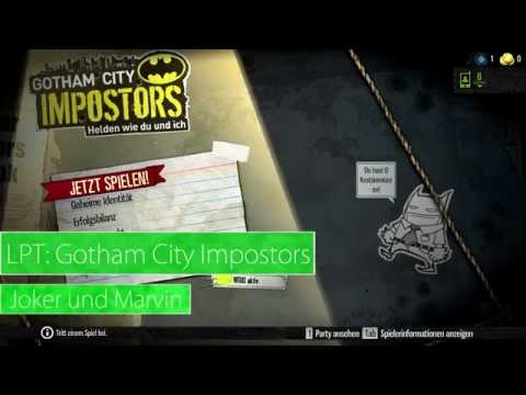 Let's Play Together: Gotham City Impostors #1 (Helden wie Marvin und Ich :D ) [German/HD]
