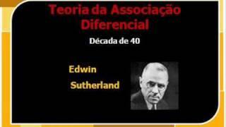 Aula De Criminologia Rosa De Fátima B. De Oliveira