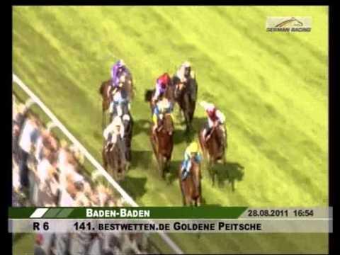 Vidéo de la course PMU GOLDENE PEITSCHE