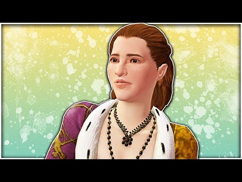 Lets Play: The Sims Medieval (Part 1) Kingdom of Spem